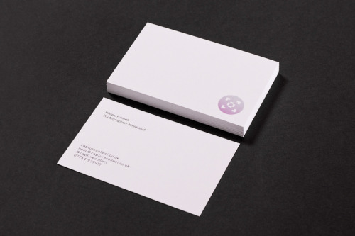 I got my new business cards printed by the lovely people at Stampa. I'm really happy with how they turned out!