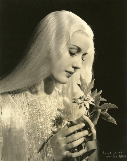 "Anita Louise as Titania, Queen Of The Fairies in ""A Midsummer's Night Dream"" (1935)"