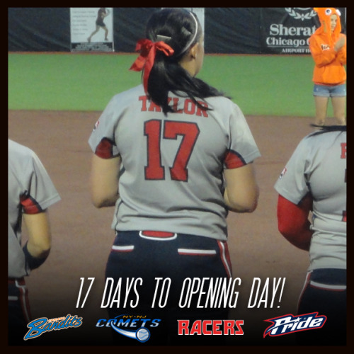 17 Days until Opening Day!June 5, 2013