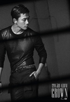 itsjyp:  Taecyeon: 2PM 3rd Album 「Grown」B ver. (Will Be Released on 2013.05. 23)
