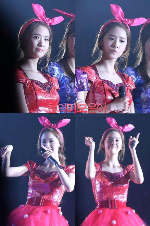Yoona @ Japan 2nd Arena Tour In Saitama Super Arena