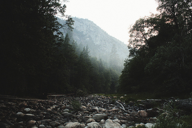 greekg0ds:  the river is dry. by Brett Plank