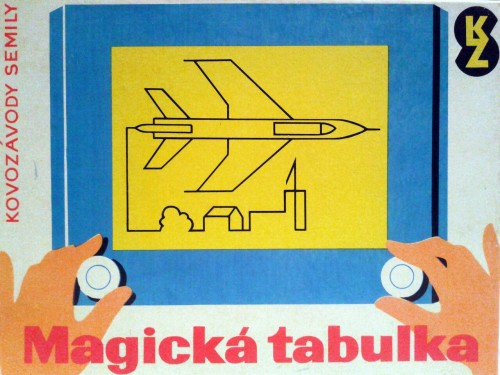 Magic Doudler. Made in Czechoslovakia. C1970.
