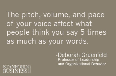 stanfordbusiness:  Read more of Professor Deborah Gruenfeld's insights about how physical attributes and nonverbal cues affect the way people judge you: http://stnfd.biz/gcLBq