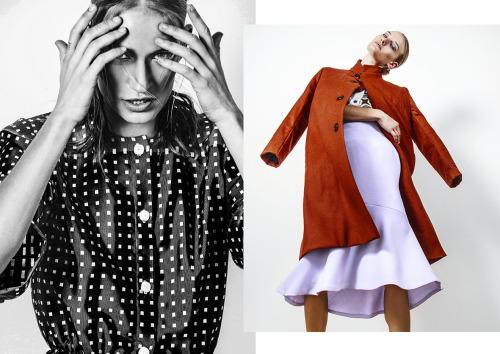 photo timo gerber |model veronika kunz |make up nina wiser |styling marlis candinas |clothes yana rey