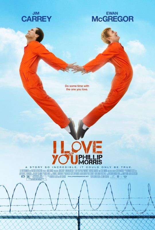 MYLIU TAVE, FILIPAI MORISAI! / I LOVE YOU PHILLIP MORRIS