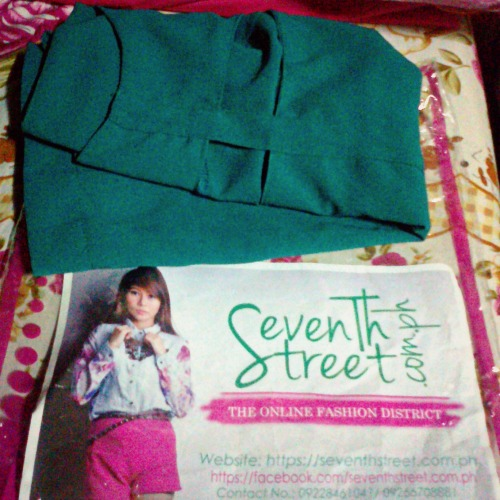 Top from Seventh Street! An online fashion district :) xoxo