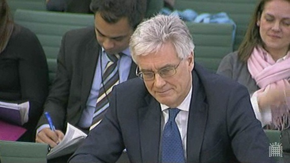 Lord Turner (Photo: Parliament TV) http://live.ibtimes.co.uk/Event/FSA_Chiefs_Face_Parliamentary_Grilling Turner:   There was no information on trader manipulation in Libor. There was no information on the trade room manipulation so you can't say that 'here is the info, why didn't you act'.