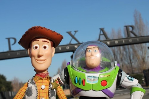 Watch This: an incredible shot-for-shot, live-action 'Toy Story' remake Woody and Buzz IRL