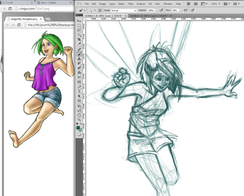 lets redraw more old stuff !! old version is almost 2 yrs old @_@