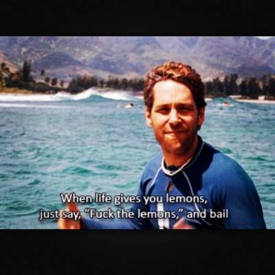 exceptionalllyordinary:  👌🍋 #forgettingsarahmarshall