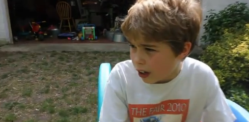 Video: Nine-Year-Old Discusses the Meaning of Life and the Universe Watch your back, Stephen Hawking.
