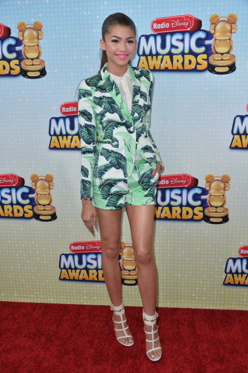 Zendaya Coleman @ The Radio Disney Music Awards