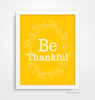betype:  Be Thankful  Get inspired on Betype.co