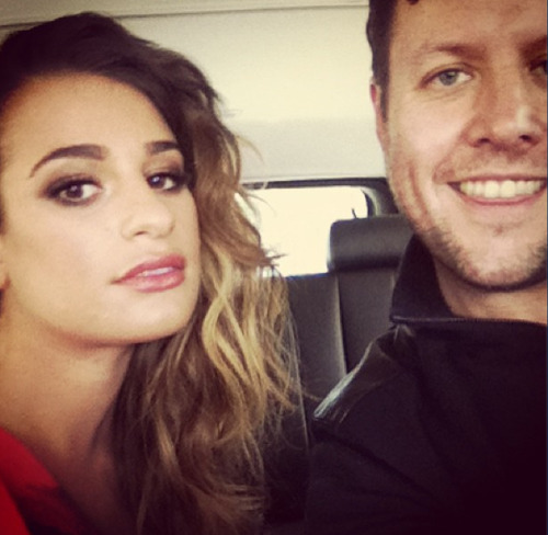 marktownsend1 Riding in cars with girls! Love you @msleamichele!