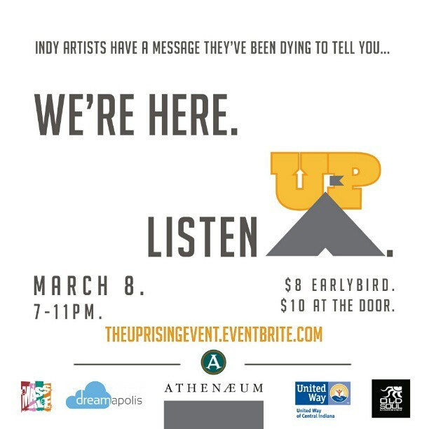 http://theuprisingevent.eventbrite.com/ #art #artists #Indianapolis