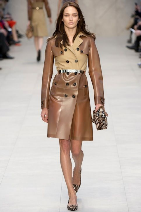 6 Burberry trench coats that will make you wish it rained every day.