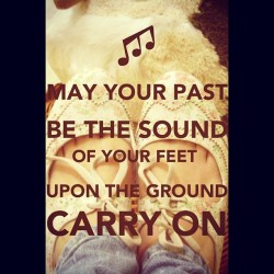 nikkitrisha:  #InstaSize #carryon #lyrics #fun #music #feetontheground #keepcalmposter