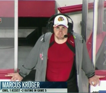 teartospare:  Krugs needs to seriously stop with the adorable (slightly Swedish) interviews.  I'm not sure how much more I can take!  ;-)