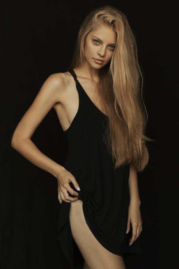 Adri <3 Gaga Model's new face photo By Remi Kozdra & Kasia Baczulis
