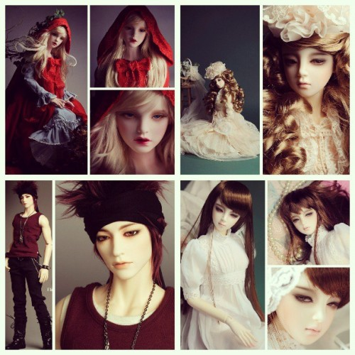 future collection (?) haha! #bjd #doll *saving up*