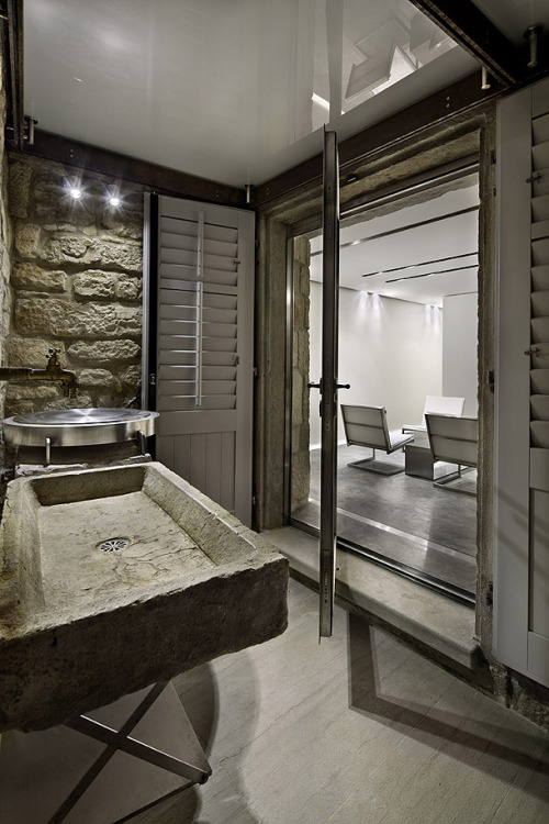 justthedesign:  The Master Bathroom At Casa M By Zaettastudio Architettura e Design