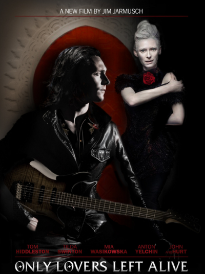 kateoplis:  Jarmusch's vampire film (!), Only Lovers Left Alive, added to Cannes' competition lineup.