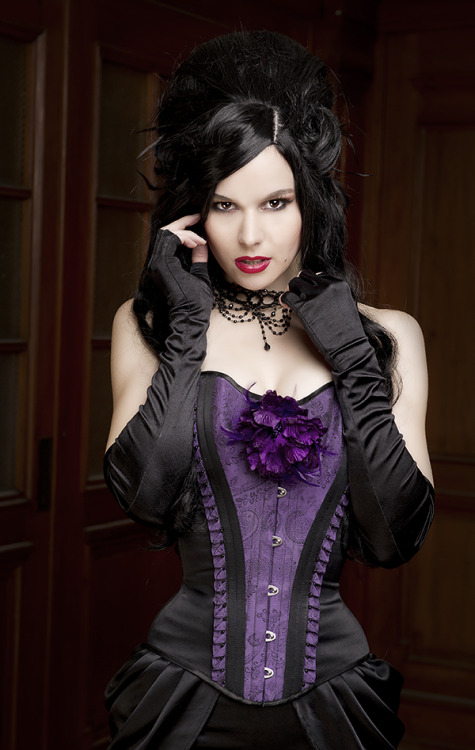 steampunksteampunk:  Violet by ~Annie-Bertram