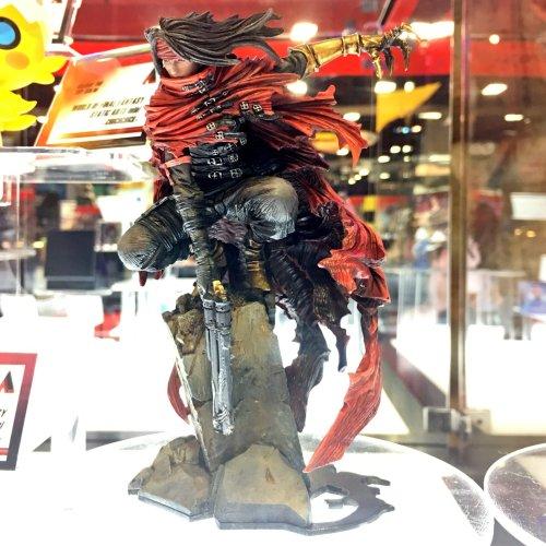ffvii vincent valentine figures official merchandise