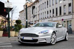 fullthrottleauto:  Aston Martin DBS (by Alexandre Prévot)  If I don't have one by 30 I will consider myself a failure….