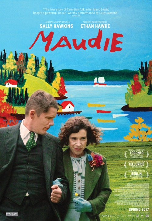 MaudieIMDB - 7.6İzle / Watch #film#movie#maudie#ethan hawke#sally hawkins#maud lewis#2016#biography#romance#drama#Aisling Walsh#Sherry White#movie advise