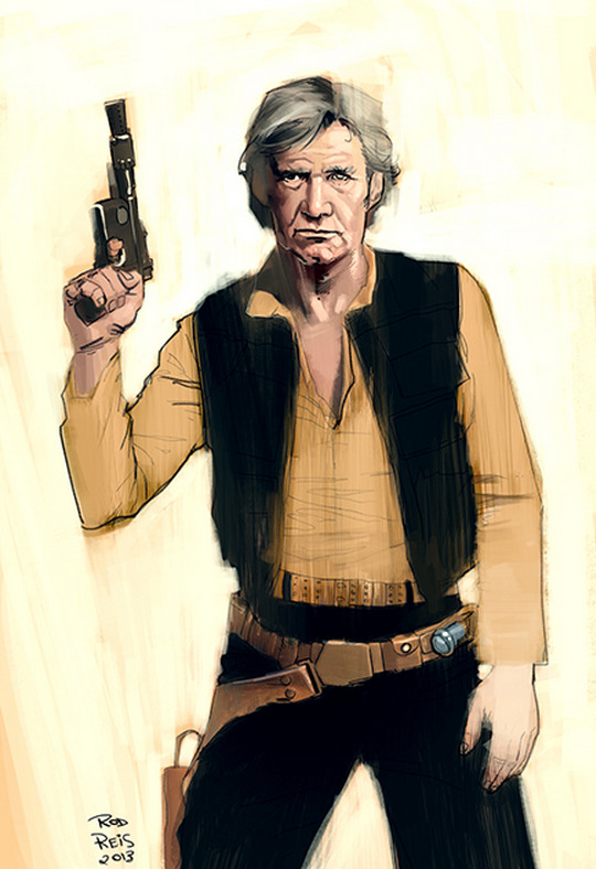 bluedogeyes:  Oldsolo by Rod Reis