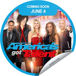 I just unlocked the America's Got Talent Season 8 Coming Soon sticker on GetGlue                      1394 others have also unlocked the America's Got Talent Season 8 Coming Soon sticker on GetGlue.com                  You're patiently awaiting the return of America's Got Talent! Are you excited for the new judges!? Tune in to the season 8 premiere of America's Got Talent on Tuesday, June 4th at 9/8c. Share this one proudly. It's from our friends at NBC.