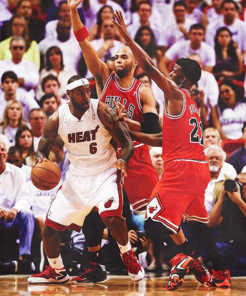 Round 2 Game 2 vs. Bulls | 19 pts, 5 reb, 9 ast, 3 stls