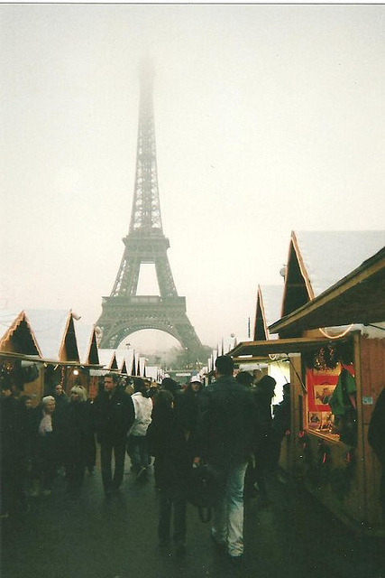lamaie:  tour de eiffel. by shesawaterfall on Flickr.