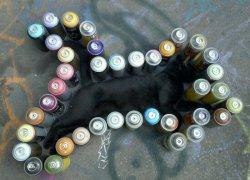 Meres' graff kitty