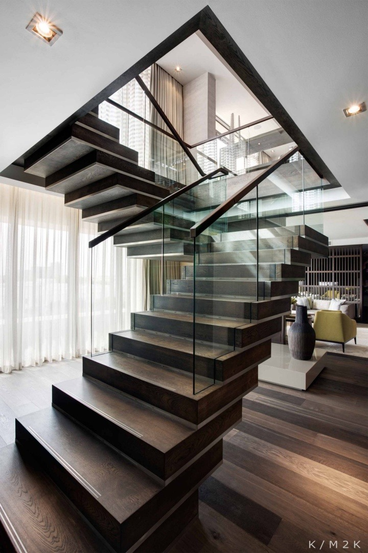 Dise o de escaleras 59 tecno haus - Escaleras diseno interior ...