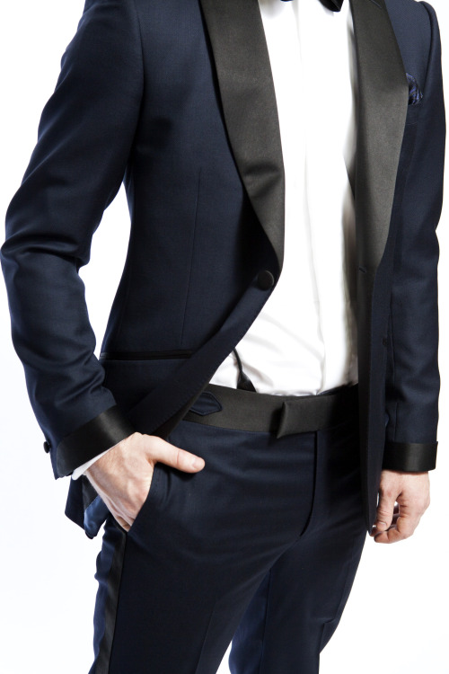 againstnaturenyc:  An Against Nature tuxedo.