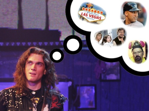 ROCK OF AGES star Justin Matthew Sargent is wild about STAR WARS, BREAKING BAD, Vegas & more