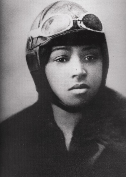 Bessie Coleman, pilot 26 January 1892 – 30 April 1926