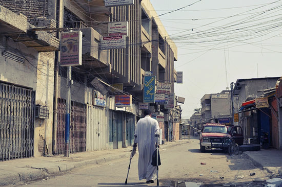 "doctorswithoutborders:  Photo: Basra, where MSF established an international team in 2008. Iraq 2009 © Khalil Sayyad Increased Mental Health Care Needed in Iraq ""Many Iraqis have been pushed to their absolute limit,"" said Helen O'Neill, MSF's head of mission in Iraq. ""Mentally exhausted by their experiences, many people struggle to understand what is happening to them. The feelings of isolation and hopelessness are compounded by the taboo associated with mental health issues and the lack of mental health care services that people can turn to for help,"" she said. Since 2009, MSF and the IMoH have introduced psychological counseling services in two hospitals in Baghdad and one in Fallujah. The programs focus on non-pharmaceutical approaches to address anxiety and depressive disorders commonly experienced by people exposed to violence and uncertainty. There are plans to replicate this counseling model across the country, with the IMoH starting programs in Kut, Karbala, and Sulaymaniyah hospitals."