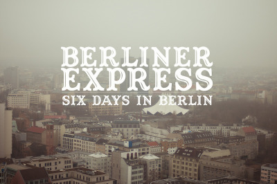 luminous-lu:  BERLINER EXPRESS (by Ana Luísa Pinto [Luminous Photography])   blog post on the first few days of my trip to Berlin [updates on the weekly project will come later this week! I'm haven't forgotten, don't worry.] facebook || 500px || website || blog || vimeo