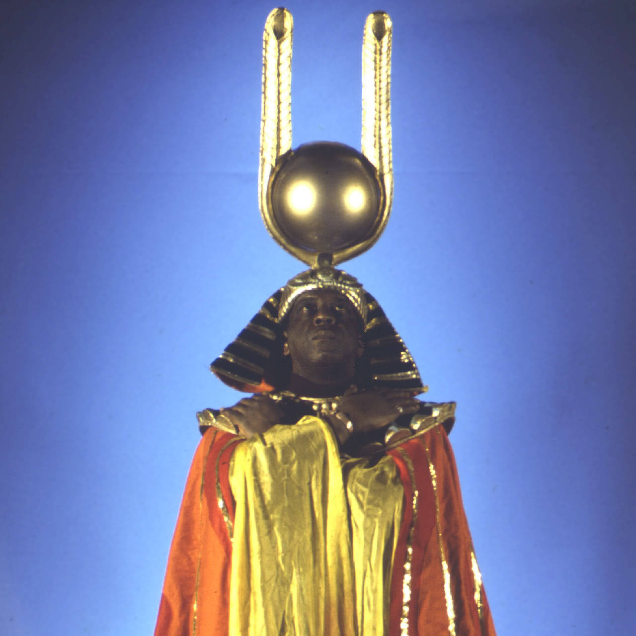 Have yourself a Sun Ra Sunday courtesy of UbuWeb and their tremendous collection of avant jazz by the master and his Arkestra.