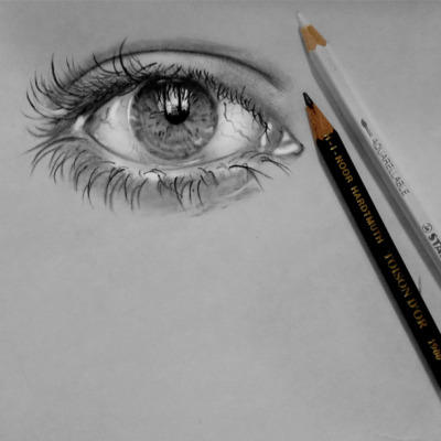 droppingsteel:  droppingsteel: Pencil Drawing by: JT