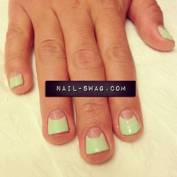 THE JENFACE NAIL for @jvt___cjg! #nailswag #nails #nailart #nailartclub #naillabo #swag #LA