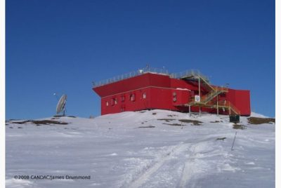 Arctic atmospheric research station gets funding to stay aliveLaboratory in Eureka, Nunavut, studies ozone depletion and the effects of climate change. A $5-million government grant will allow it to remain in operation @ Toronto Star