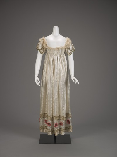 Evening Dress (French) | IMA | ca. 1815