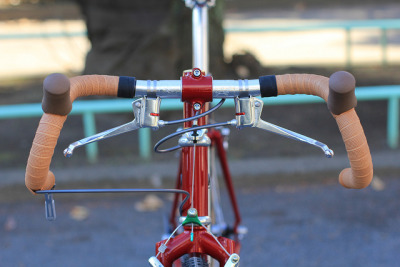 7szk:  *FAIRWEATHER* CX complete bike by Blue Lug on Flickr.