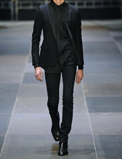 YSL Men's Collection Fall 2013