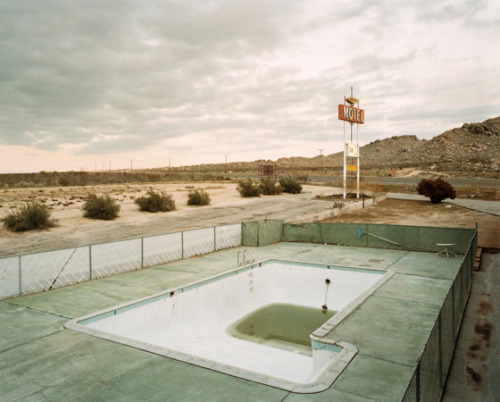J Bennett Fitts | No Lifeguard on Duty: Victorville